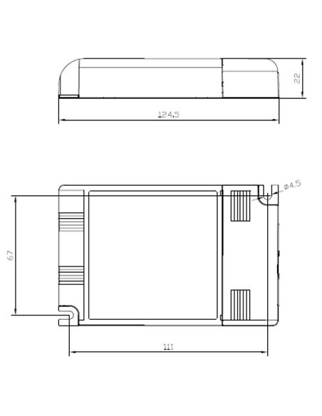 LUMIDRIVER LED DALI XL