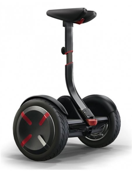 "NEW! VISIONAL wheel 10.5 ""(10.5"") black / Powerful battery / Balance Scooter / Electric Scooter / V"