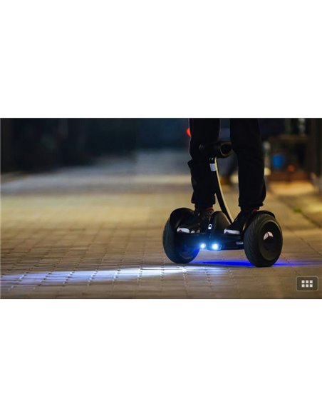 """NEW! VISIONAL wheel 10.5 """"(10.5"""") black / Powerful battery / Balance Scooter / Electric Scooter / V"""