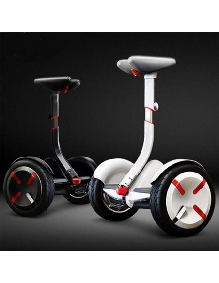 "NEW! VISIONAL mini PRO with 10.5 ""wheels (10.5"") white / Powerful battery / Balance Scooter / Electro"