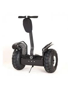 "NEW! OFF ROAD 21 ""Segway LUX VISIONAL with 21-inch wheels (21"") black / Balance Scooter / Electric Scooter"