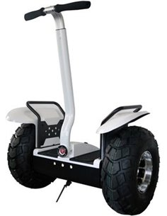 "NEW! OFF ROAD 21 ""Segway LUX VISIONAL with 21-inch wheels (21"") white / Balance Scooter / Electric Scooter"