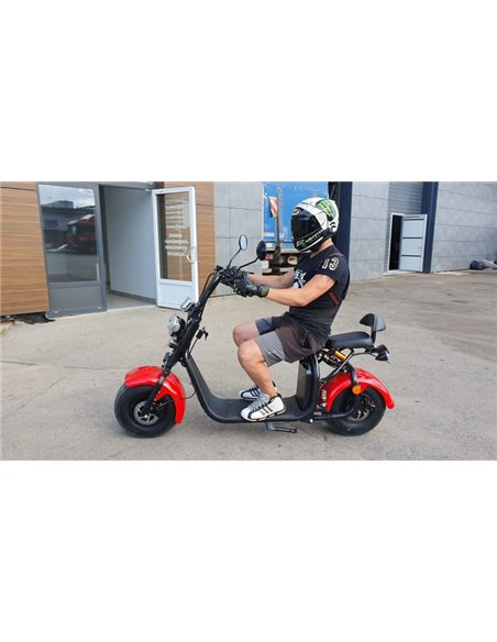 New! Electric Motorcycle 12Ah Battery / Trike / harley style / el motorcycle / citycoco / smart city / city bike / electro
