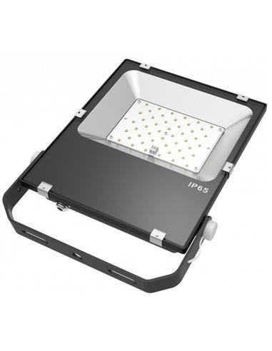 НОВИНКА!!! LED Прожектор 50W наружного применения 4000K / 6500lm / 4751027171995