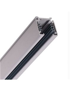 Rails for LED lights 2m (3 phases)
