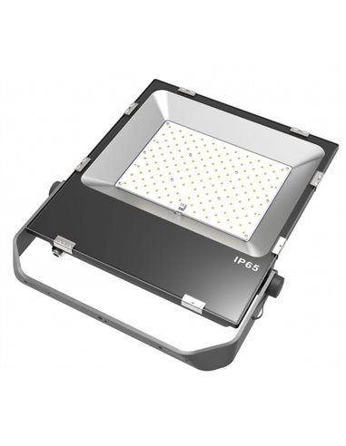 LED Outdoor Floodlight 150W / MEANWELL Driver / IP65 / 4000K - 840 / For Projects with 5 Year Manufacturer's Warranty
