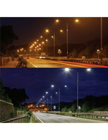 LED Street Light 50W / LED Street Light 50W 4250 Lumen / IP65 / 4500K