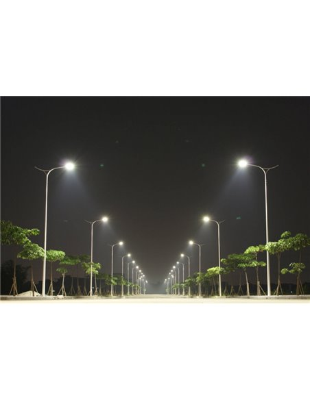 LED Уличный Фонарь 50W / 4250 Lumen / IP65 / 4500K