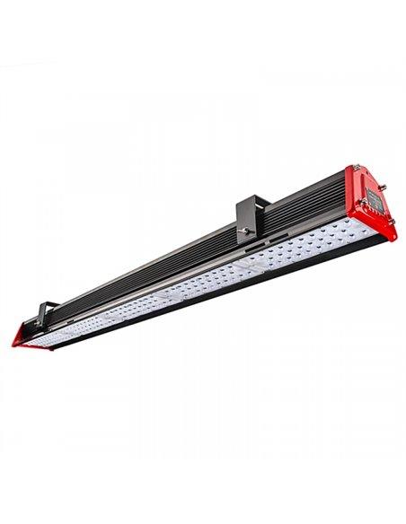 LED Линейный светильник для складского освещения 150W / 21750lm / 4000K / CRI80 / IK10 / IP66 / PHILIPS Led Chips / MEANWELL ELG