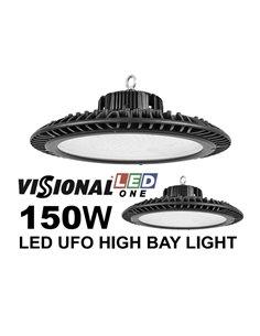 LED UFO 150W VISIONAL ONE 18750 lumen / 4000K / IP66 / IK08 / LED Освещение для складов, холлов, спорт-залов / LED HIGH BAY / 47