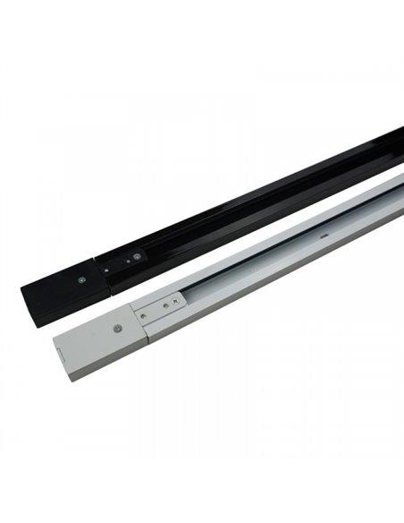 Rails for LED lights 2m