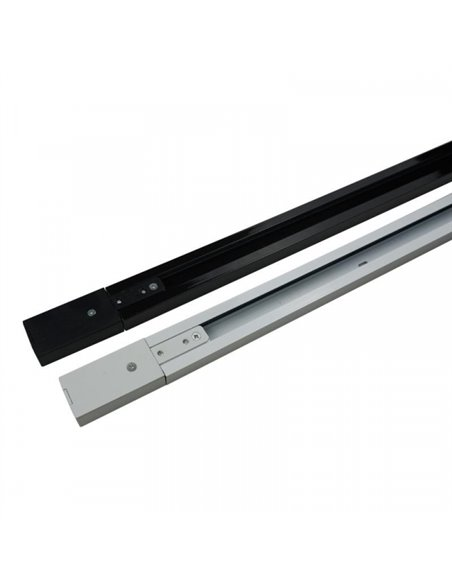 Rails for LED lights 2m