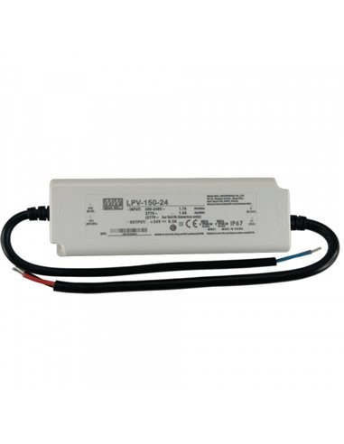 Pulse Power Supply LED 12V 10A 120W IP67 Mean Well