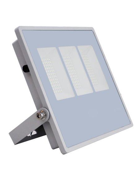 SUPER SHOP / VISIONAL PREMIUM LED Outdoor Floodlight 150W / 18000lm / 4000k - 840 / Gray / 120 ° / IP66 (Moisture Resistant) / N