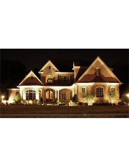 SUPER SALE / VISIONAL PREMIUM LED Outdoor Floodlight 200W / 24000lm / 4000k - 840 / Gray / 120 ° / IP66 (Moisture Resistant) / N