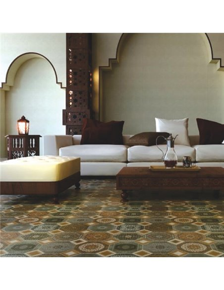 Frosted floor tiles 60x60cm ALADIN EUEF-423318