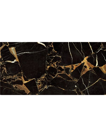 Glossy Wall Tiles 30x60cm SAINT LAURENT Black / SAINT LAURENT Black UEU-1009