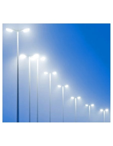 LED Street Light 40W / LED Street Light 40W / 5200LM / 4000K - 840 / IP66 / Product available for pre-booking