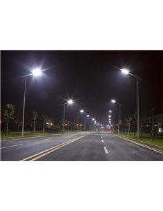 LED Рождественская белая гирлянда (Теплый белый) - 5m - 100 LED лампочек