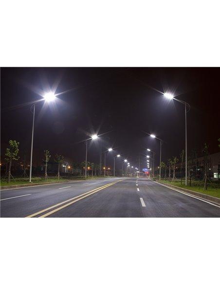 LED VISIONAL PROFESSIONAL Street Light 100W / DIMMABLE 1-10V / PHILIPS LED / LED Street Light 15000LM / 4000K - 840 / IP66