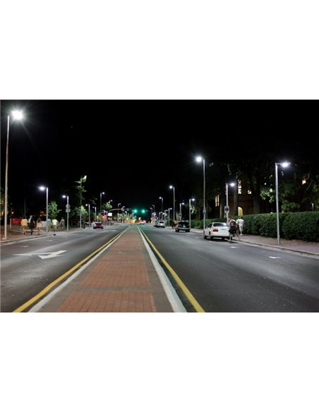 LED VISIONAL PROFESSIONAL Уличный Фонарь 150W / 22500LM/ / DIMMABLE 1-10V / PHILIPS  LED / 4000K - 840 / IP66 / Товар доступен п