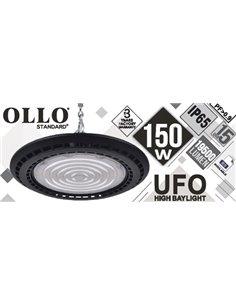 LED UFO 150W OLLO 19500 lumen / 4000K / IP65 / IK08 / LED Освещение для складов, холлов, спорт-залов / LED HIGH BAY / 475223300