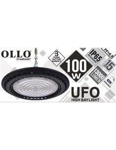 LED UFO 100W OLLO 13000 lumen / 4000K / IP65 / IK08 / LED Освещение для складов, холлов, спорт-залов / LED HIGH BAY / 4752233003