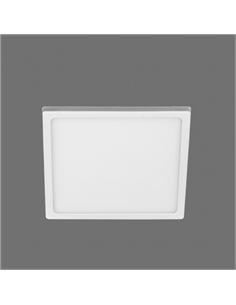 LED PANEL TOPE SPLIT SQ 16W 145x145mm