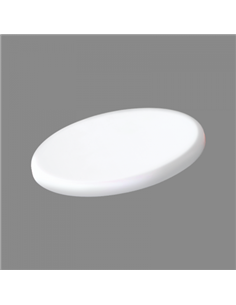 TOPE LED PANEL RONDA R 30W Ø215, 2229lm.