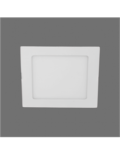 LED PANEL TOPE  AIRA SQ 18W 225x225mm