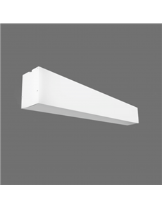 TOPE LED LUMIN. LIMAN 40W 116cm White