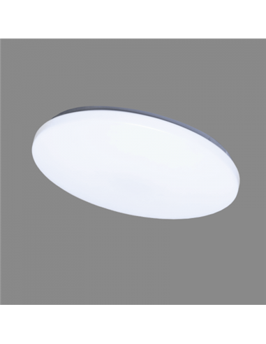 TOPE LED CEIL. LIGHT SOPOT 2x24W  Ø380mm, H70mm