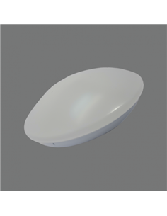 TOPE TURIN LED 15W  ROUND D300MM CEIL LIGHT