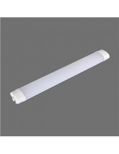 LAGOS IP65 TOPE LED FIXT. 36W Emergency