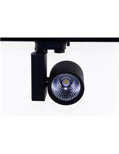 LED Track Light HERTEL black