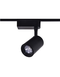 7W MINI LED track light black