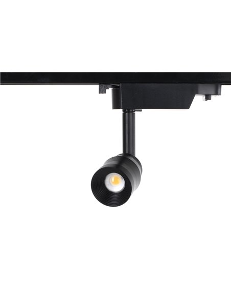5W ULM LED track light  black