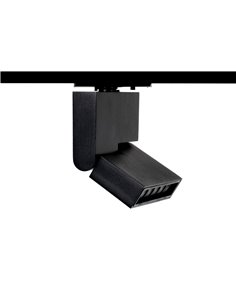 12W KASSEL LED track light black