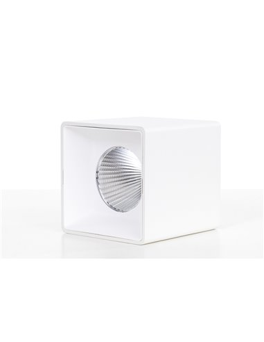 10W TRIER surface mounted white